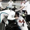La última clasificación del año se la queda Lewis Hamilton
