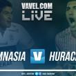 Gimnasia vs Huracán en vivo y en directo online por Superliga Argentina