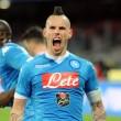 """Napoli - Hamsik: """"Vittoria fondamentale"""". Reina: """"Non guardiamo la classifica"""""""