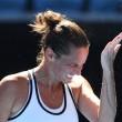 WTA San Pietroburgo, si interrompe la marcia della Vinci. Si ritira la Halep