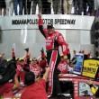 NASCAR - Indianapolis BrickYard : Newman a droit au bisou