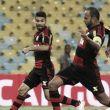 Com gols no segundo tempo, Flamengo vence Bangu