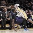 Los Lakers, abucheados en casa por su propia afición