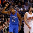 Kevin Durant Sees Oklahoma City Thunder To Comfortable Victory Over Phoenix Suns