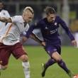 Roma - Fiorentina terminata, live Serie A 2015/16 (4-1): El Sha-Salah-Perotti, poi Ilicic e ancora Salah