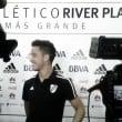 """Driussi: """"Vamos a salir a ganar para encaminar la clasificación"""""""