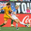 Result: USA 5 - 3 Australia in International Friendly