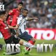 Previa Atlas vs Monterrey: A levantarse