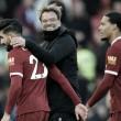 "Jürgen Klopp: ""Todos luchan por todo en este momento de la liga"""
