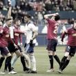 CA Osasuna - Real Zaragoza: puntuaciones de Osasuna, jornada 31 de LaLiga 123
