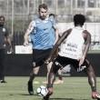 Após classificação na Copa do Brasil, Henrique exalta Corinthians e projeta demais campeonatos
