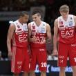 Legabasket Serie A - Primo match point per Milano, Trento con le spalle al muro