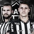 Atlético-MG firma contrato em definitivo com José Welison e Iago Maidana