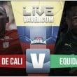 América vs La Equidad por la Liga Águila 2017-II (1-1)
