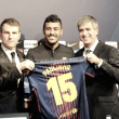 """Paulinho: """"Sé que me voy a adaptar a la forma de juego del Barça"""""""