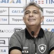 """Apesar da derrota, Marcos Paquetá parabeniza atletas do Botafogo: """"Cumpriram seu papel tático"""""""