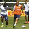 Inter, test positivo per Palacio