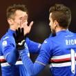 Coppa Italia - La Samp vince e convince, Alvarez e Schick abbattono il Cagliari (3-0)