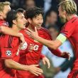 Leverkusen edge Copenhagen in five-goal thriller