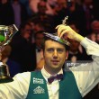 John Higgins 16-18 Mark Williams: Welsh Potting Machine wins World Championship for the first time in 15 years