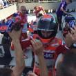 MotoGP, Gp di Aragon - Ducati, festa a metà: Lorenzo è 2°, ma Dovi soffre