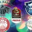 Supercoppa basket 2017: in quattro a caccia del 'posto al sole'