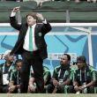 El pizarrón táctico de Miguel Herrera vs Paraguay