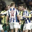 Heerenveen y ADO Den Haag cierran el año con empate