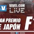 Lewis Hamilton gana en Japón y toca el Mundial con los dedos
