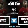 Previa SL Benfica - Manchester United: unos tan poco y otros tanto
