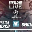 Resultado Spartak de Moscú vs Sevilla en vivo y en directo online en Champions League 2017 (589'-1)