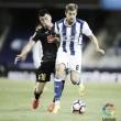 Un Espanyol defensivo rasca un punto de Anoeta