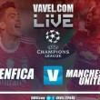 Benfica vs Manchester United en vivo y en directo online en Champions League 2017