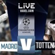 Real Madrid - Tottenham in diretta, LIVE Champions League 2017/18 (20:45)