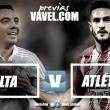 Previa Celta - Atlético de Madrid: jugando al escondite con los goles