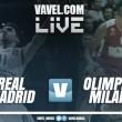 Resumen Real Madrid 100 vs 90 Olimpia Milán en Euroliga 2017/18
