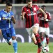 Resultado Milan vs Empoli de Serie A jornada 23  (1-1)
