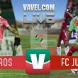 Mineros Zacatecas vs FC Juárez en vivo y en directo online en Semifinales Ascenso MX 2015 (0-0)