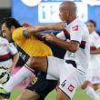 Verona-Genoa 2-2, doppietta di Matri
