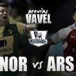 Norwich City - Arsenal: la afición, el antídoto del visitante