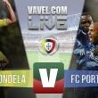 Tondela x Porto em directo e ao vivo online hoje na Liga NOS 2015 (0-1)