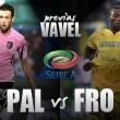 Palermo - Frosinone, sul piatto punti e panchina