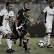 Vasco sai na frente, mas cede empate ao Ceará em São Januário