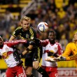 New York Red Bulls vs Columbus Crew Live Stream Updates And Results Of 2015 MLS Cup Playoffs Score (1-0)