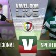 Em Directo: Nacional x Sporting