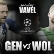 Gent - Wolfsburgo: Europa llega en horas bajas