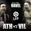Athletic Club - Villarreal: para viejos, los deseos