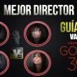 Camino a los Goya 2016: mejor dirección