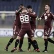 Victoria para el Torino en un partido marcado por la expulsión de Immobile