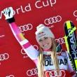 Vonn frantuma record, per la decima volta regina di Cortina